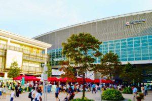 横浜市青葉区のたまプラーザ駅