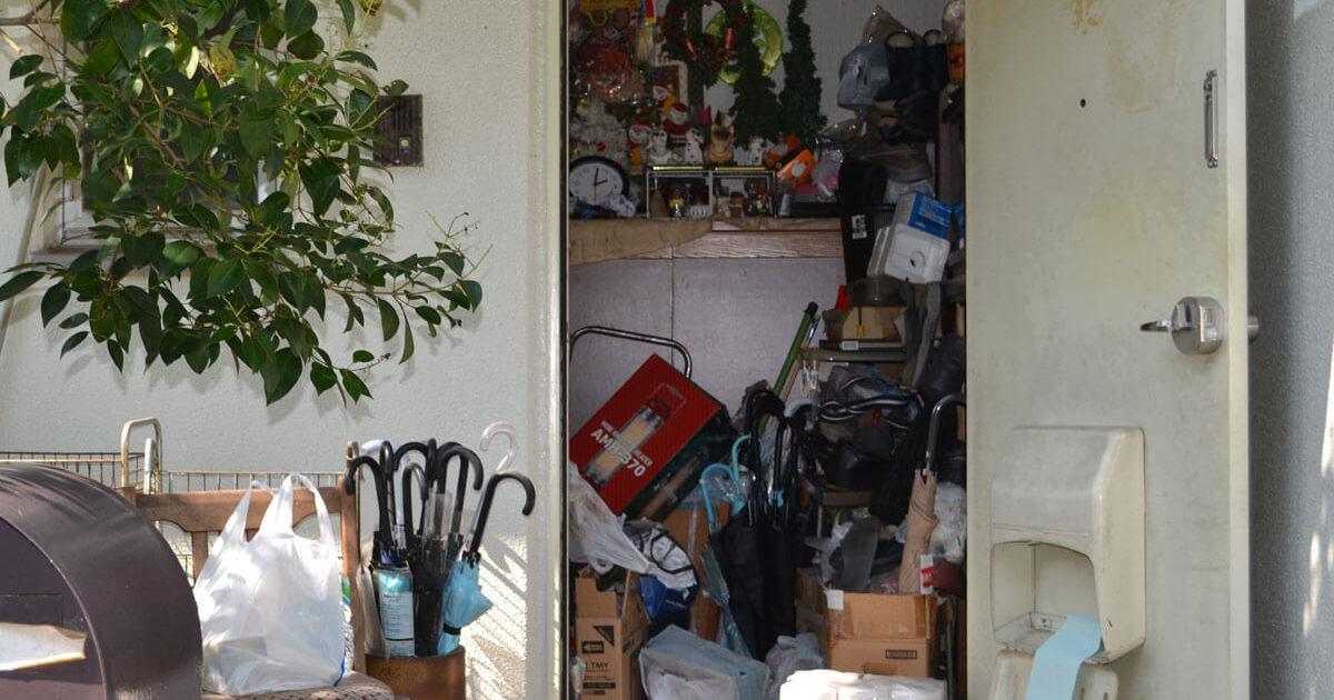 横浜ベスト遺品整理社が担当した横浜市のゴミ屋敷を