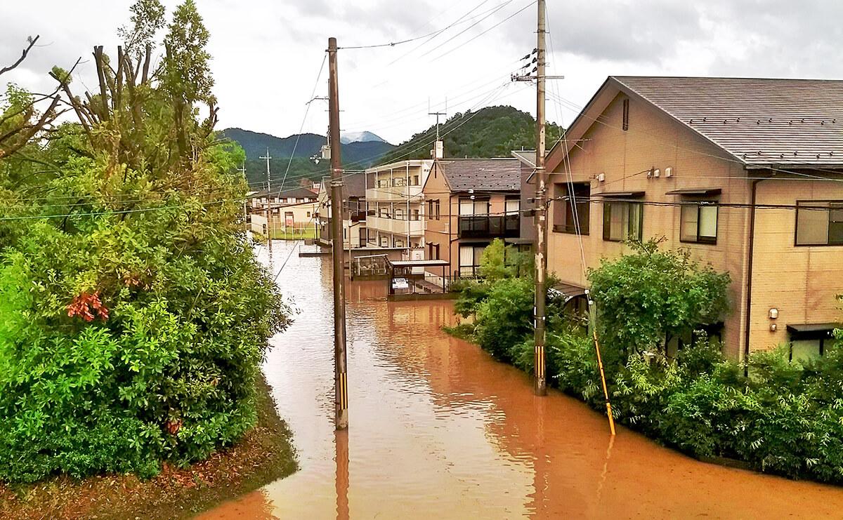 豪雨や洪水などに備えるために:災害前後の疑問と解決