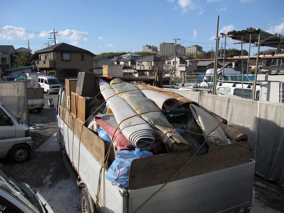 横浜市西区の遺品残置物