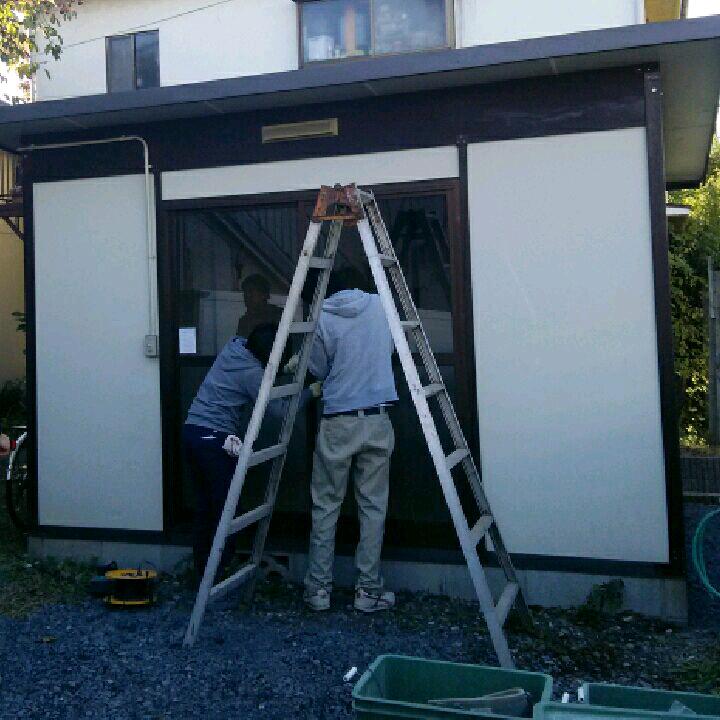 【宮前区】倉庫の解体工事