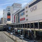 町田市駅前の風景