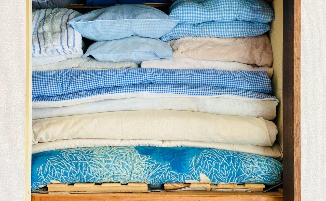 遺品整理と布団:残された大量の布団は、どうしたら良いのか の画像