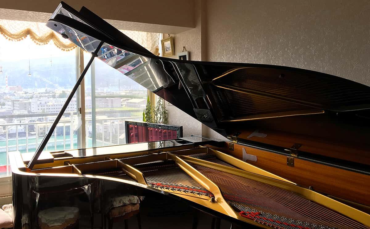 遺品整理とピアノ:大切なピアノはどう処分したら良いのか の画像